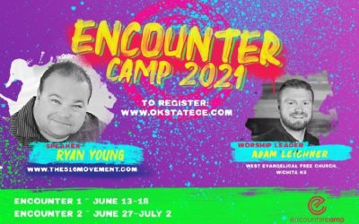 Teen Church Camp 2021-June 13-18